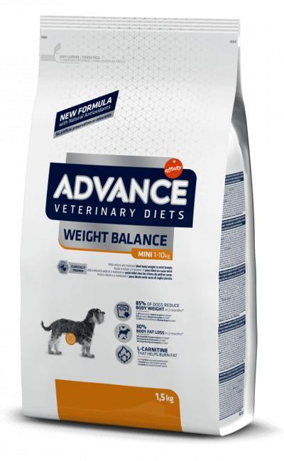 ADVANCE VET WEIGHT BALANCE MINI 1.5 KG