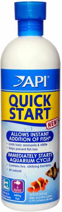 API QUICK START