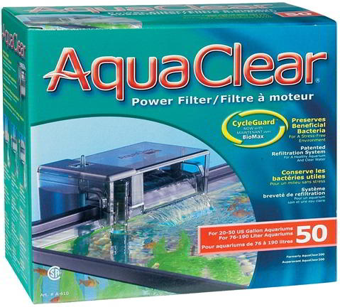AQUACLEAR POWER FILTER SPARE PARTS