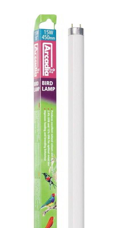 ARCADIA BIRD LAMP