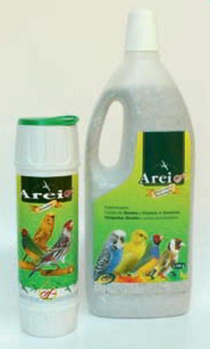 AREIEX - ARENA ESPECIAL P/ AVES