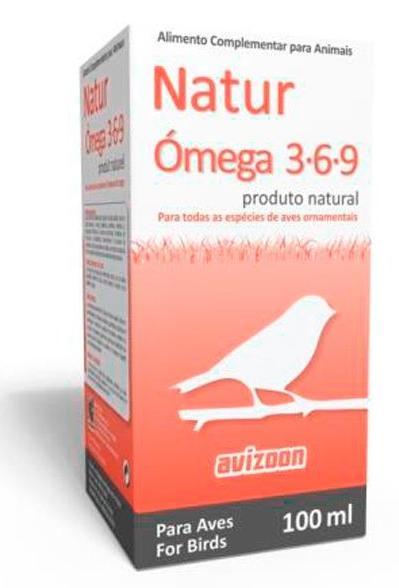 AVIZOON NATUROMEGA 3-6-9 100ML