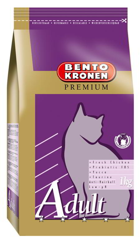 BK PREMIUM CAT ADULT