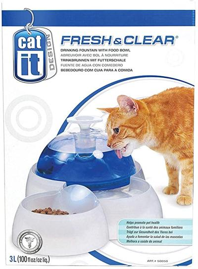 CAT IT DRINKING FOUNTAIN