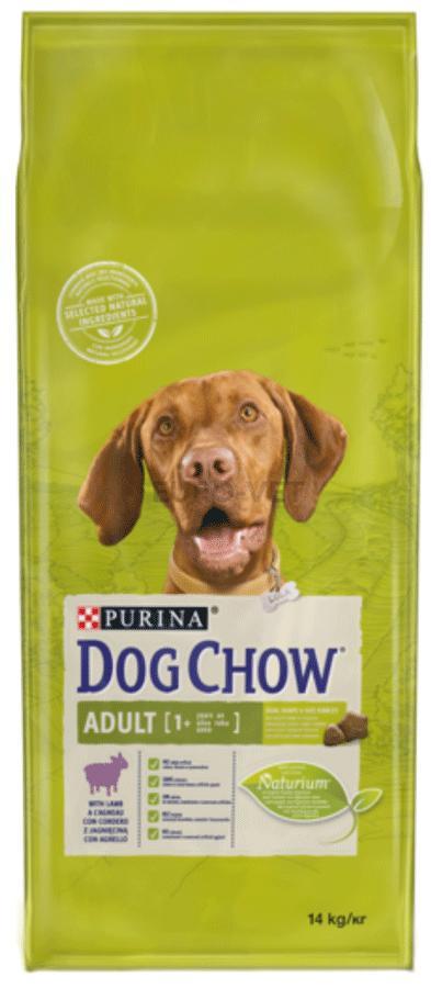 DOG CHOW ADULTO CORDERO 15 KG