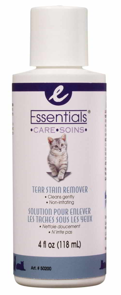 ESSENCIALS TEAR STAIN REMOVER CAT
