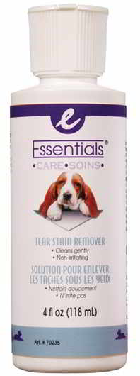 ESSENCIALS TEAR STAIN REMOVER DOG