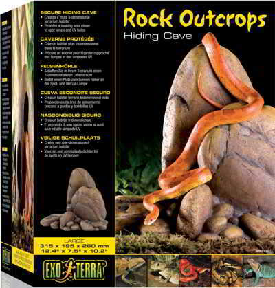 EXO TERRA ROCK OUTCROPS