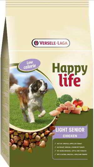 HAPPY LIFE LIGHT SENIOR CHICKEN