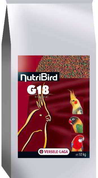 NUTRIBIRD G18 TROPICAL 10 KG