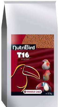 NUTRIBIRD T16 ORIGINAL 10 KG