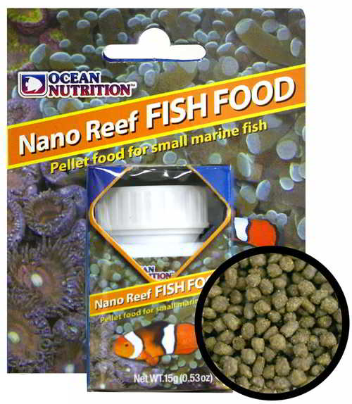 O.N. NANO REEF FISH FOOD