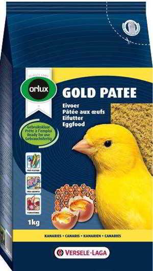 ORLUX GOLD PATEE CANÁRIOS