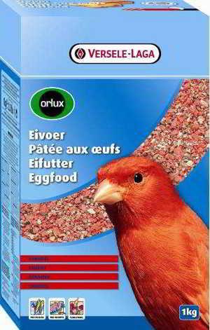 ORLUX PASTA SECA ROJA