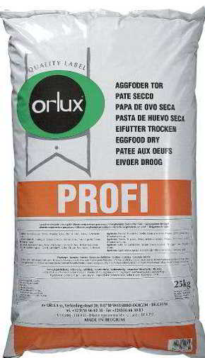 ORLUX PROFI PASTA SECA 25 KG