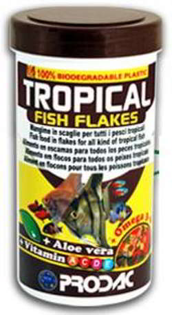 PRODAC TROPICAL FISH FLAKES