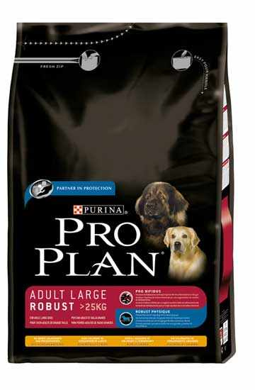 PRO PLAN ADULT LARGE ROBUSTO 14 KG