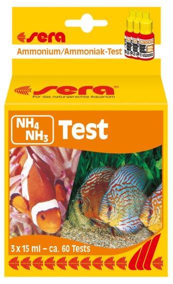 SERA TEST NH4, NH3