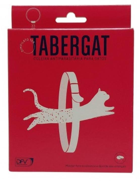 TABERGAT COLLAR ANTIPARASITARIO