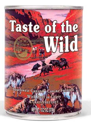 TASTE OF THE WILD SW JABALI 390GR