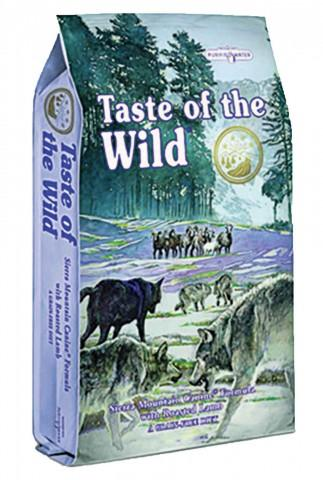 TASTE OF THE WILD SIERRA MONTAIN CORDERO