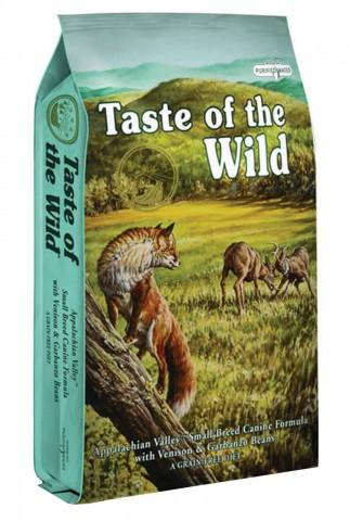 TASTE OF THE WILD SMALL BREED VENADO