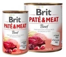 BRIT PATÉ & BEEF 400 GR