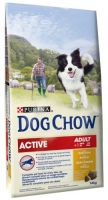 DOG CHOW ADULTO ACTIVE 15KG