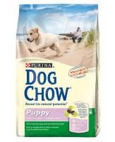 DOG CHOW PUPPY CORDEIRO 14KG