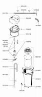 EHEIM CLASSIC 250 SPARE PARTS