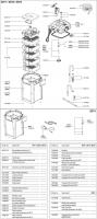 EHEIM PROFISSIONAL 3 SPARE PARTS