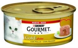 GOURMET GOLD FONDANT POLLO 85GR