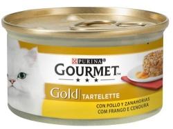GOURMET GOLD TARTELETTE POLLO 85GR