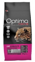 OPTIMA NOVA GATO EXQUISITE 8 KG