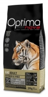 OPTIMA NOVA GATO POLLO 8 KG