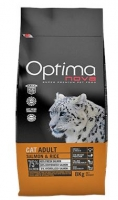 OPTIMA NOVA GATO SALMON 8 KG