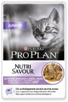 PRO PLAN NUTRISAVOUR JUNIOR PAVO 85 GR