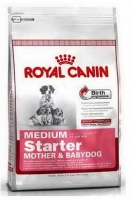 ROYAL CANIN MEDIUM STARTER M&B